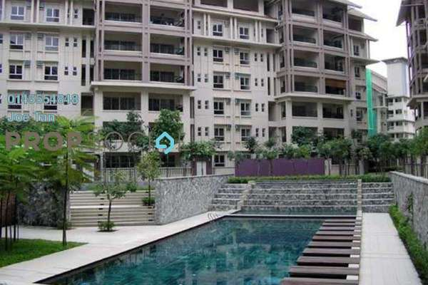 For Rent Condominium at Seri Maya, Setiawangsa Freehold Fully Furnished 4R/3B 2.8k