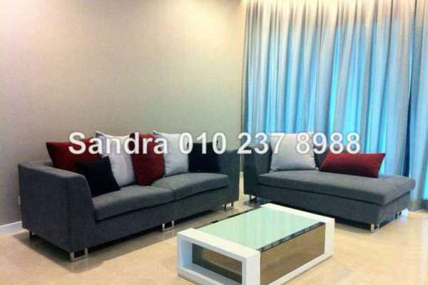 For Rent Condominium at Seni, Mont Kiara Freehold Fully Furnished 4R/5B 10.5k