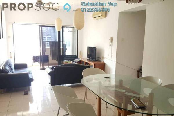 For Sale Condominium at Angkasa Impian 2, Bukit Ceylon Freehold Fully Furnished 4R/3B 750k