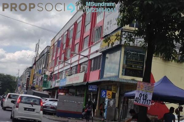 For Rent Office at Taman Sri Muda, Shah Alam Freehold Unfurnished 0R/0B 1k