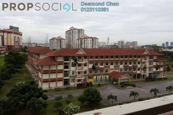 For Sale Apartment at SuriaMas, Bandar Sunway Freehold Fully Furnished 4R/2B 530k