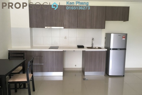 For Rent Condominium at Shaftsbury Square, Cyberjaya Freehold Fully Furnished 1R/1B 1.5k