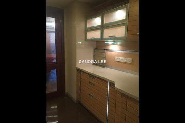For Rent Condominium at Desa Damansara, Damansara Heights Freehold Semi Furnished 2R/6B 9k