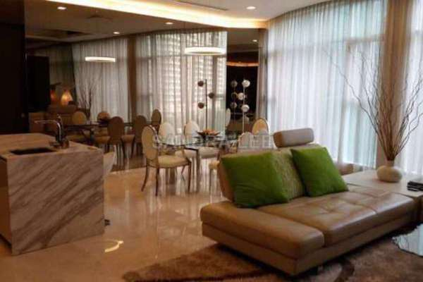 For Rent Condominium at Quadro Residences, KLCC Freehold Fully Furnished 3R/4B 12k