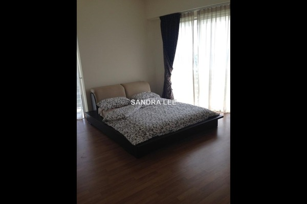For Rent Condominium at The Plaza Condominium, TTDI Freehold Fully Furnished 3R/3B 5k