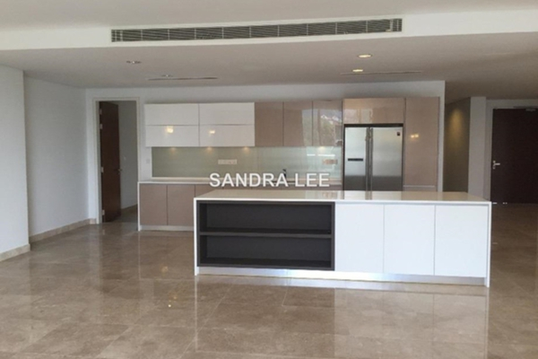 For Rent Townhouse at One Menerung, Bangsar Freehold Semi Furnished 5R/7B 22k