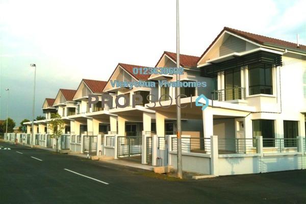 For Sale Terrace at Avira, Bandar Bukit Raja Freehold Semi Furnished 5R/4B 860k