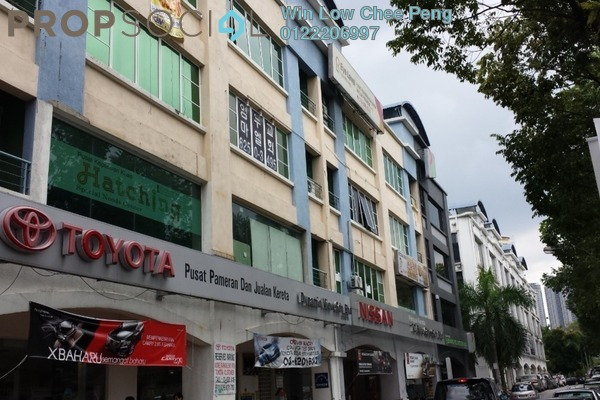 For Rent Office at Desa Sri Hartamas, Sri Hartamas Freehold Unfurnished 2R/2B 2k