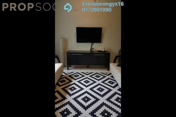 For Sale Condominium at Armanee Condominium, Damansara Damai Freehold Semi Furnished 4R/3B 595k