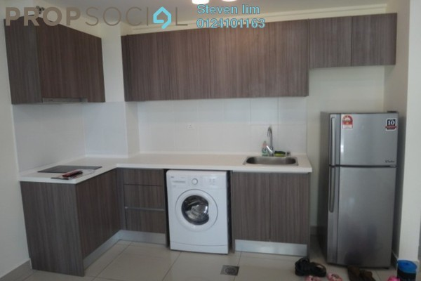 For Rent Serviced Residence at Hyve, Cyberjaya Freehold Fully Furnished 0R/1B 1.4k
