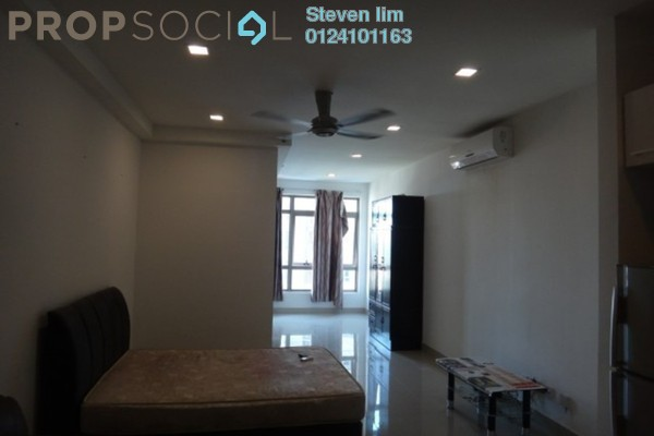 For Rent Serviced Residence at Shaftsbury Square, Cyberjaya Freehold Fully Furnished 0R/1B 1.1k