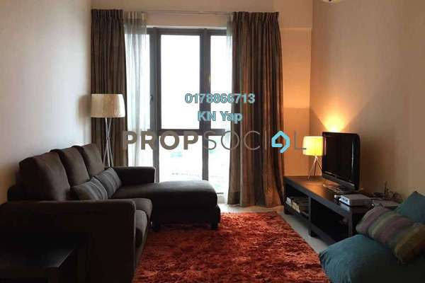 For Rent Serviced Residence at Tropicana City Tropics, Petaling Jaya Freehold Fully Furnished 1R/2B 2.5k