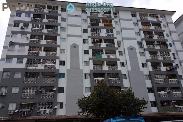 For Sale Apartment at Sri Jinjang Apartment, Jinjang Freehold Unfurnished 3R/2B 288k