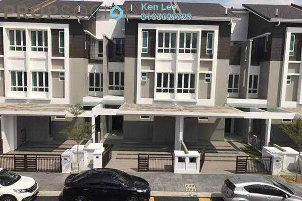 For Sale Superlink at Tiara South, Semenyih Freehold Unfurnished 5R/4B 830k