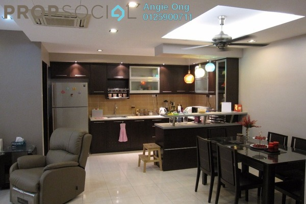 For Sale Condominium at Ken Damansara III, Petaling Jaya Freehold Fully Furnished 3R/2B 788k