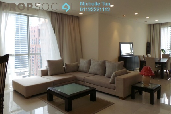 For Rent Condominium at Residensi Kia Peng, KLCC Freehold Fully Furnished 3R/5B 8.5k