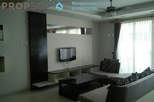 For Rent Terrace at Zenia, Desa ParkCity Freehold Fully Furnished 4R/3B 7k