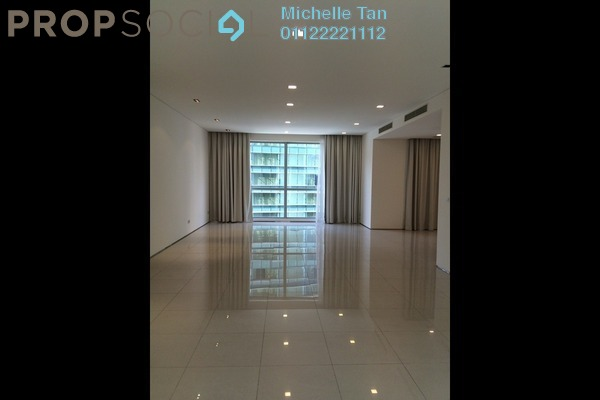 For Rent Condominium at Residensi Kia Peng, KLCC Freehold Semi Furnished 3R/5B 8.5k