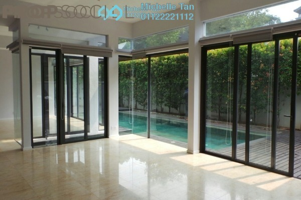 For Rent Bungalow at Idamansara, Damansara Heights Freehold Semi Furnished 5R/6B 17.5k