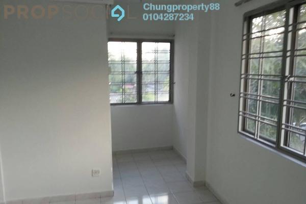 For Rent Condominium at Miharja Condominium, Cheras Freehold Unfurnished 3R/2B 1.5k