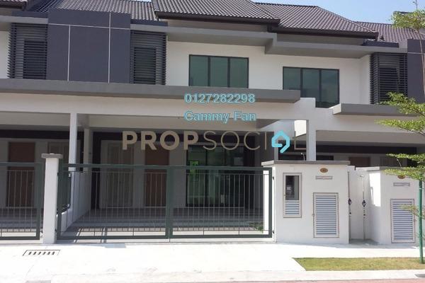 For Sale Terrace at Taman Semenyih Mewah, Semenyih Freehold Unfurnished 4R/4B 630k
