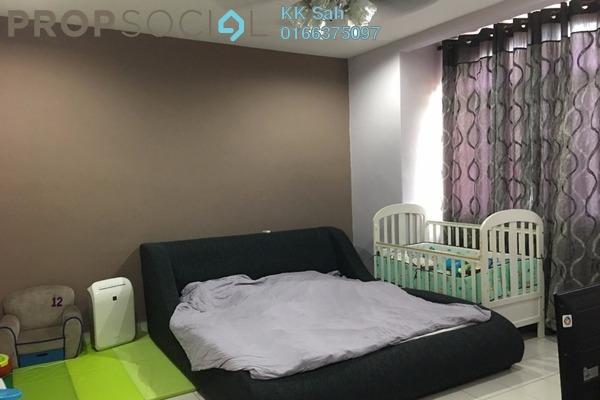 For Sale Link at Bandar Puteri Klang, Klang Freehold Fully Furnished 4R/3B 488k