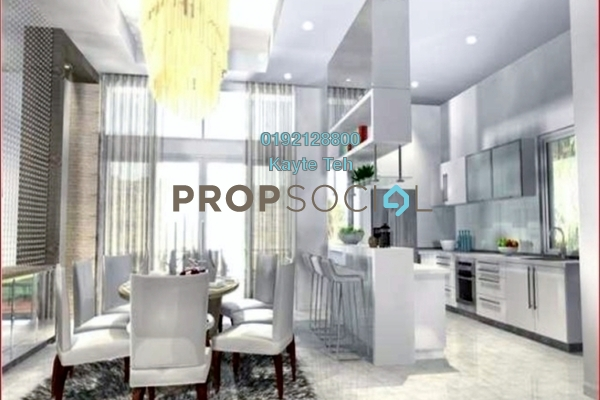 For Sale Bungalow at The Grove, Petaling Jaya Freehold Semi Furnished 8R/8B 5.56m