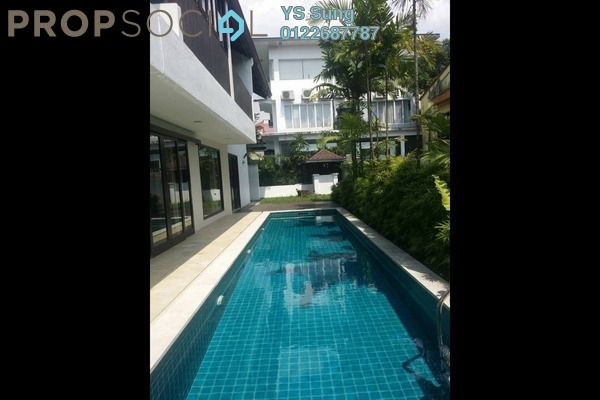 For Sale Bungalow at 10 Semantan, Damansara Heights Freehold Semi Furnished 6R/6B 6.5m
