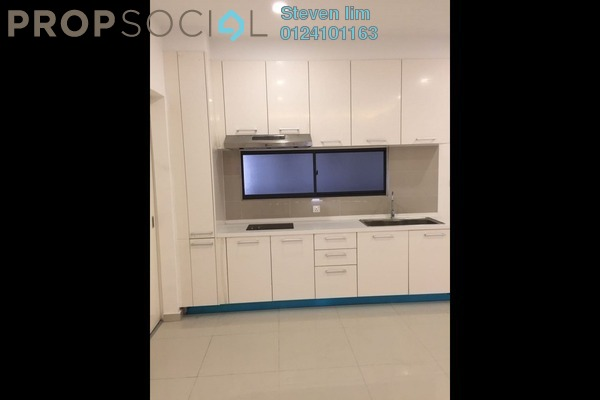 For Rent Condominium at Mirage By The Lake, Cyberjaya Freehold Semi Furnished 3R/2B 2.2k