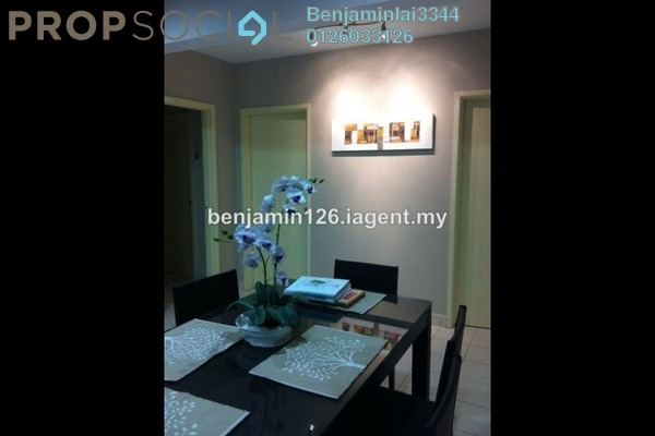 For Sale Condominium at Sri Putramas I, Dutamas Freehold Fully Furnished 3R/2B 475k