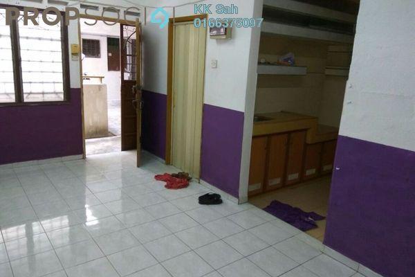 For Sale Apartment at Taman Bukit Angsana, Cheras South Freehold Semi Furnished 3R/2B 128k