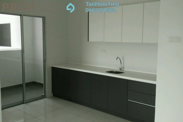 For Rent Condominium at Spring Avenue, Kuchai Lama Freehold Semi Furnished 3R/2B 1.9k