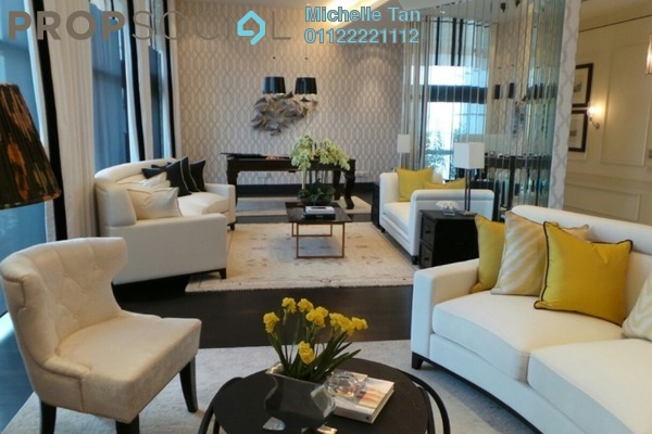 For Sale Condominium at The Troika, KLCC Freehold Fully Furnished 5R/7B 20m
