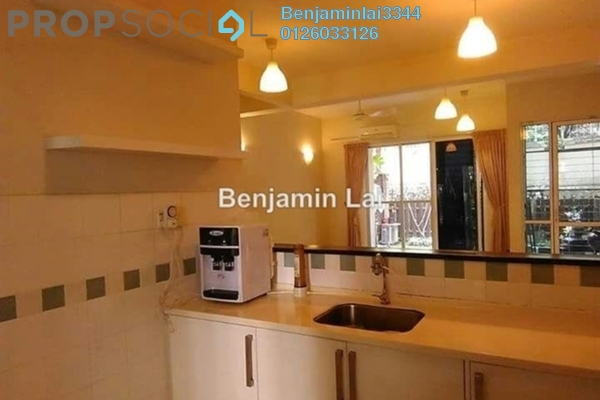 For Sale Terrace at Amelia, Desa ParkCity Freehold Semi Furnished 3R/3B 1.55m