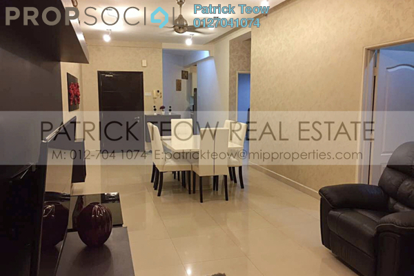 For Sale Serviced Residence at Windsor Tower, Sri Hartamas Freehold Fully Furnished 3R/2B 900k