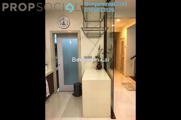 For Sale Terrace at Sunway SPK Damansara, Kepong Freehold Semi Furnished 4R/3B 2.1m