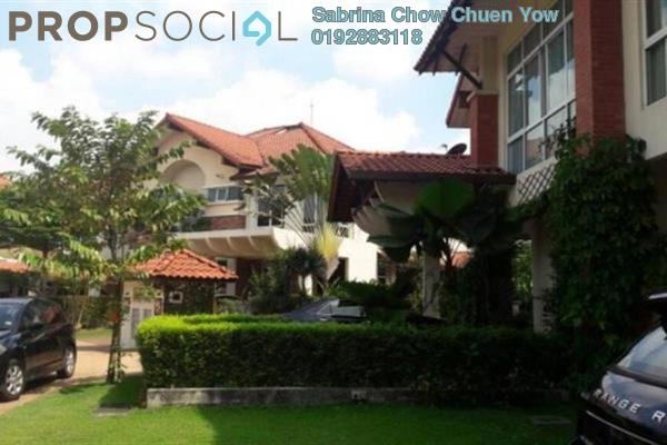 For Sale Semi-Detached at Maplewoods, Saujana Freehold Semi Furnished 6R/5B 2.5m