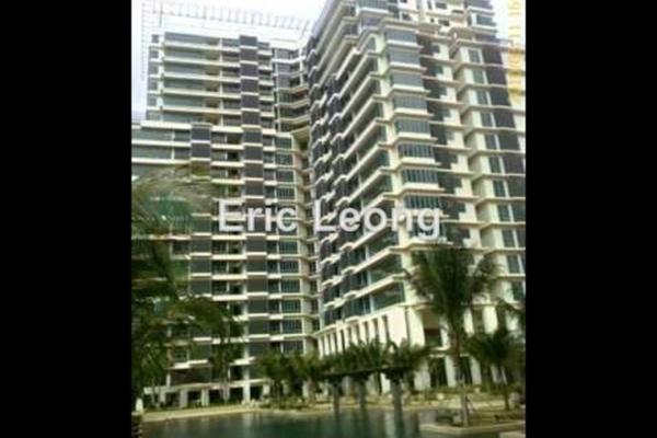 For Sale Condominium at Saujana Residency, Subang Jaya Freehold Semi Furnished 2R/2B 999k