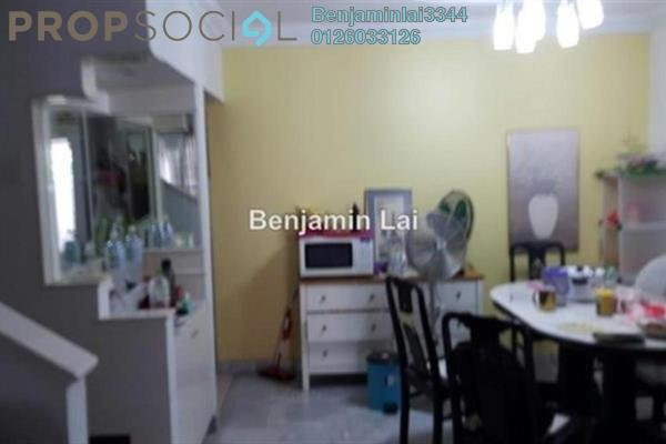 For Sale Terrace at SD10, Bandar Sri Damansara Freehold Unfurnished 4R/3B 898k