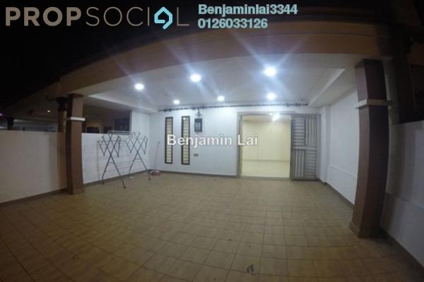 For Sale Terrace at Sunway SPK Damansara, Kepong Freehold Semi Furnished 4R/3B 1.1m