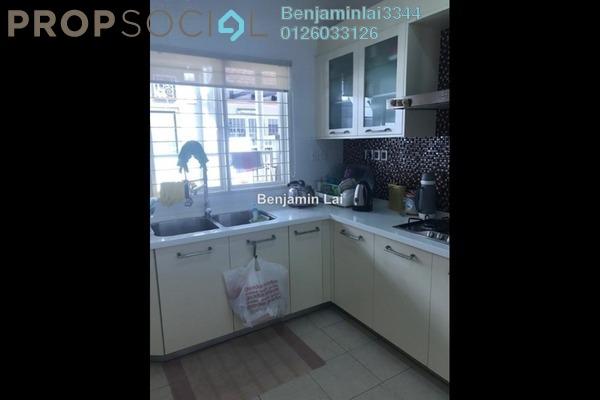 For Sale Terrace at Sunway SPK Damansara, Kepong Freehold Semi Furnished 4R/3B 1.68m