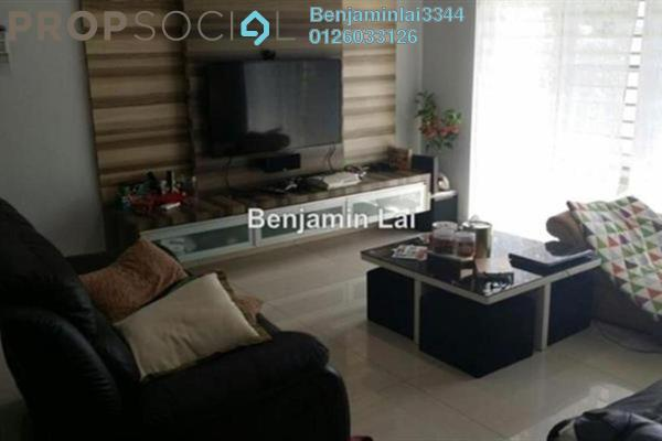 For Sale Terrace at SD10, Bandar Sri Damansara Freehold Unfurnished 4R/3B 1.33m