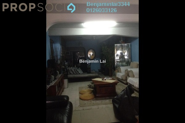 For Sale Terrace at Anjung Tiara, Segambut Freehold Semi Furnished 3R/2B 648.0千