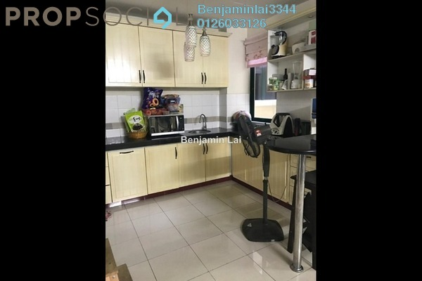 For Sale Terrace at Nadia, Desa ParkCity Freehold Semi Furnished 3R/3B 1.7m