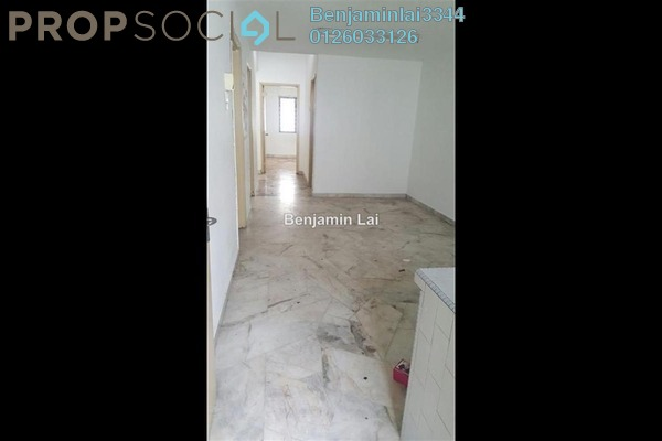 For Sale Terrace at SD10, Bandar Sri Damansara Freehold Semi Furnished 3R/2B 650k