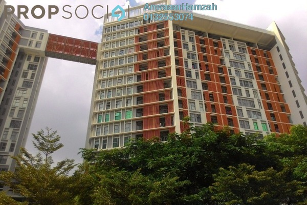 For Sale Condominium at Suria Jelutong, Bukit Jelutong Freehold Semi Furnished 2R/2B 580k