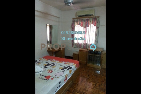 For Sale Apartment at Desa Dua, Kepong Freehold Semi Furnished 3R/1B 270k