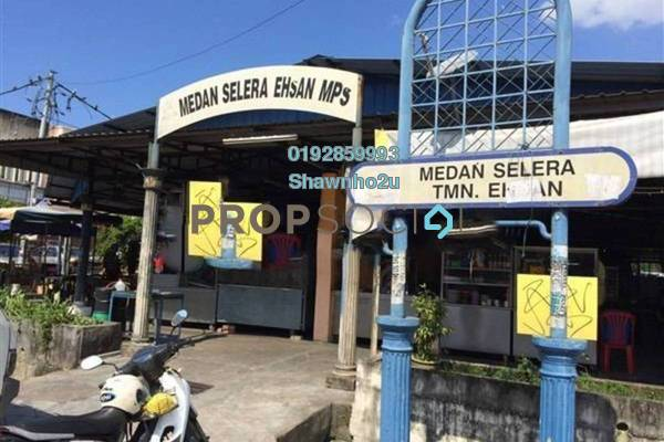 For Sale Shop at Taman Ehsan, Kepong Freehold Semi Furnished 3R/4B 1.25m