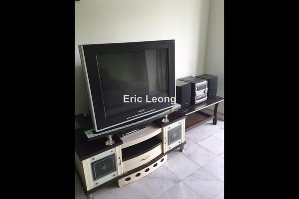 For Sale Condominium at Endah Regal, Sri Petaling Leasehold Fully Furnished 3R/2B 410k