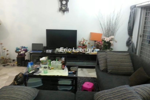 For Sale Condominium at Pandan Height, Pandan Perdana Freehold Semi Furnished 3R/2B 400k